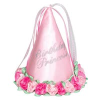 Imagination Creations Sweet n' Fancy Birthday Princess Hat in Pink