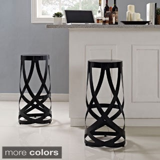 Ribbon Bar Stools (Set of 2)