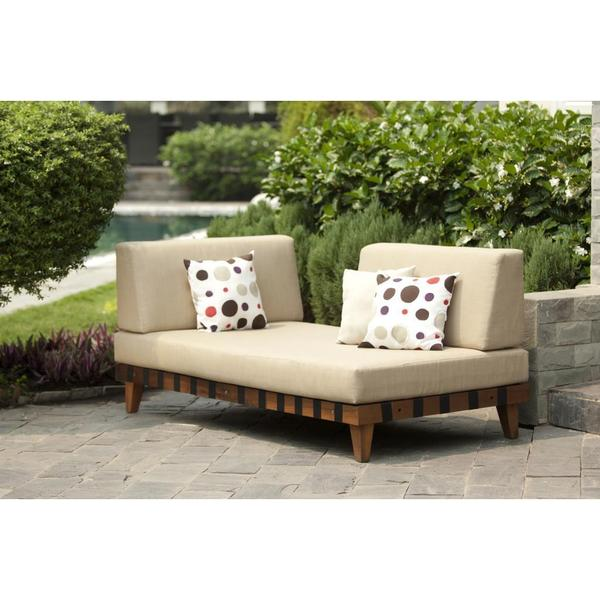 Shop Amazonia Adriatic Indoor/ Outdoor Chaise Lounge ...