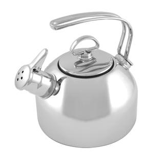 Chantal 1.8-quart Stainless Steel Classic Tea Kettle