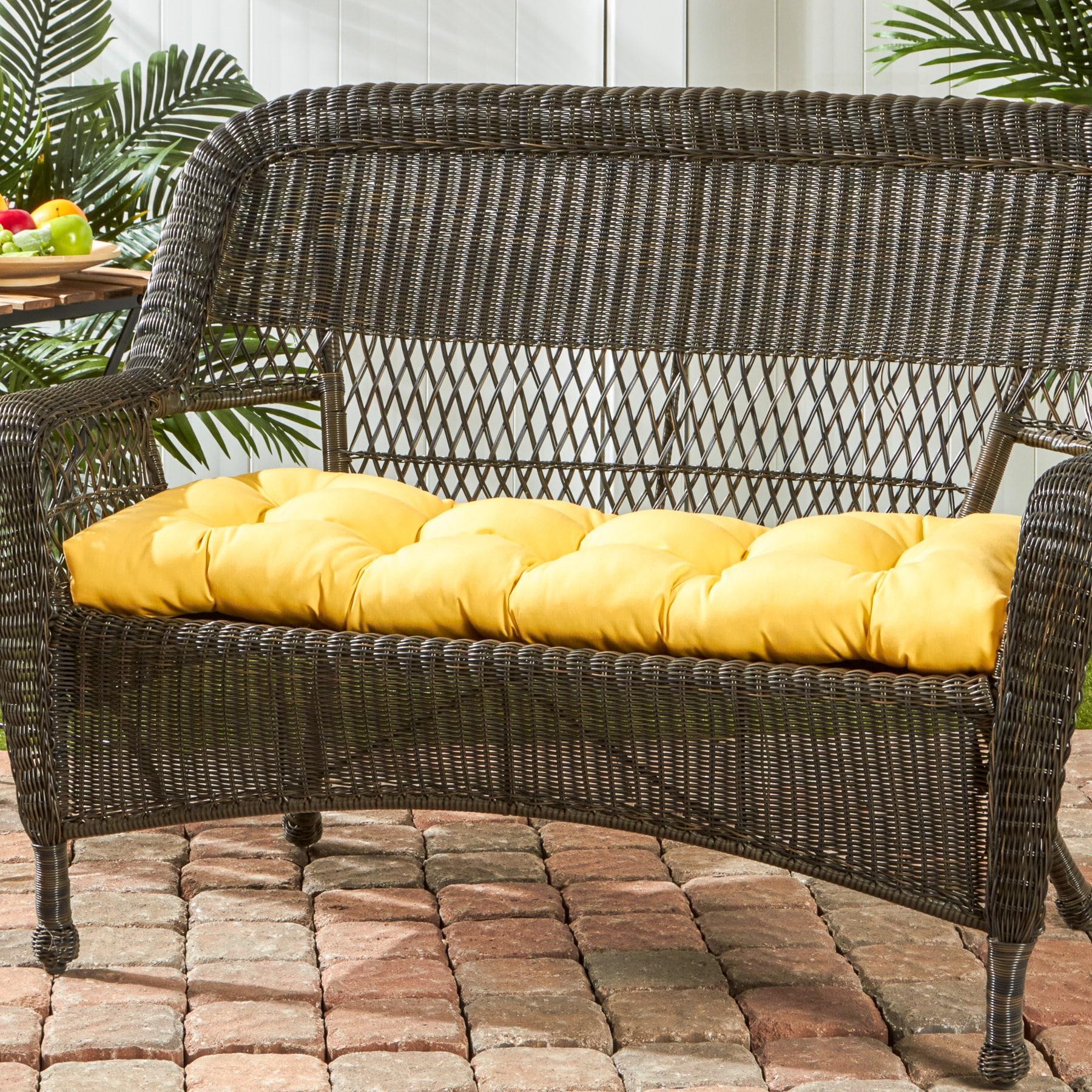 Sunbrella Outdoor Swing/ Bench Cushion