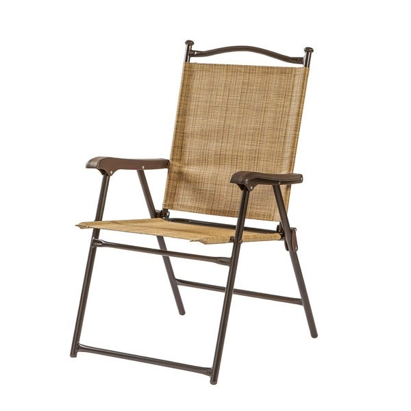 Folding UV Resistant Outdoor Chairs (Set Of 2)   Free Shipping Today    Overstock.com   16145562