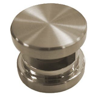 SteamSpa Steamhead with Aroma Therapy Reservoir in Brushed Nickel