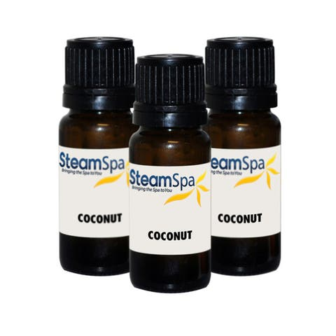 SteamSpa Essence of Coconut Value Pack