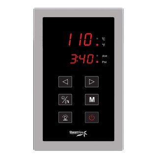 SteamSpa Touch Pad Control System