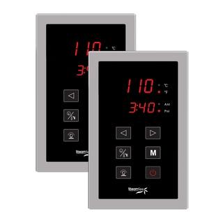SteamSpa Dual Pad Control System