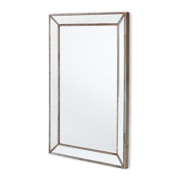 Abbyson Living Cosmo Rectangular Wall Mirror