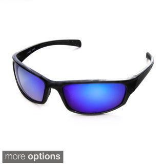 Hot Optix Men's Mirrored Polarized Sunglasses
