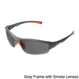 Hot Optix Unisex Sport Sunglasses in Assorted Colors (Option: Grey - Grey)