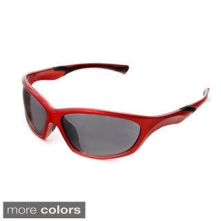 Hot Optix Mens Sport Wrap Sunglasses