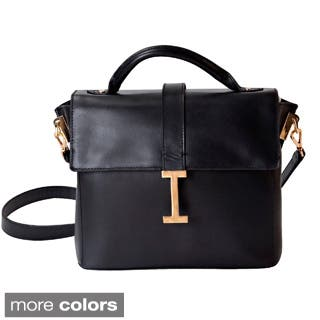 Isaac Mizrahi 'Liz' Removable Tech-compartment Genuine Leather Satchel Handbag|https://ak1.ostkcdn.com/images/products/8930404/Isaac-Mizrahi-Liz-Removable-Tech-compartment-Genuine-Leather-Satchel-Handbag-P16145587A.jpg?impolicy=medium