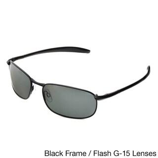 Hot Optix Mens Metal Polarized Sport Sunglasses (2 options available)
