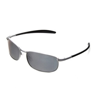 Hot Optix Mens Metal Polarized Sport Sunglasses