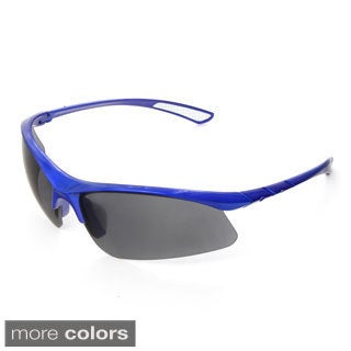 Hot Optix Mens Sport Wrap Sunglasses in Assorted Colors