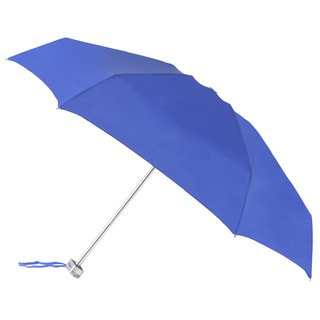 Leighton 'Rainkist' Royal Blue LED Micromax Umbrella/ Flashlight Combo