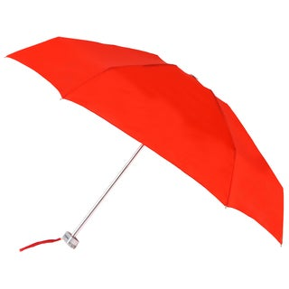 Leighton 'Rainkist' Red LED Micromax Umbrella/ Flashlight Combo