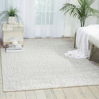Starlight Pewter/ Grey Area Rug (3'5 x 5'5)