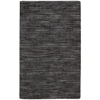 Waverly Grand Suite Charcoal Area Rug by Nourison - 2'3 x 3'9