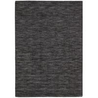 Waverly Grand Suite Charcoal Area Rug by Nourison - 5' x 7'6