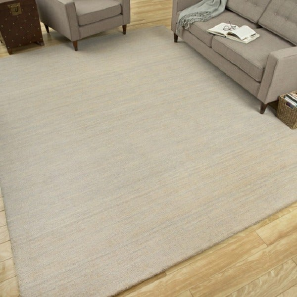 Waverly Grand Suite Sterling Area Rug by Nourison - 5' x 7'6