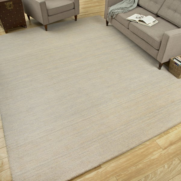 Waverly Grand Suite Sterling Area Rug by Nourison - 8' x 10'6