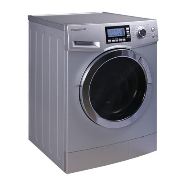 edgestar silver 2 0 cu ft fastdry ventless washer dryer