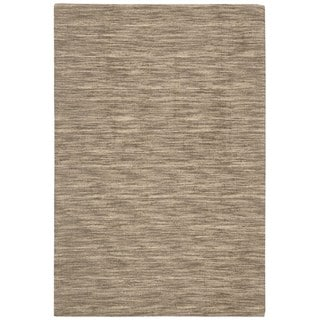 Waverly Grand Suite Stone Area Rug by Nourison (8' x 10'6)