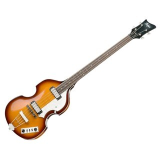 Hofner Ignition Electric Violin Shaped Bass Guitar