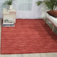 """Waverly Grand Suite Cordial Area Rug by Nourison (8' x 10'6) - 8' x 10'6"""""""