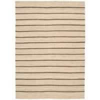 kathy ireland Jardin Bark Area Rug by Nourison - 5' x 7'6""