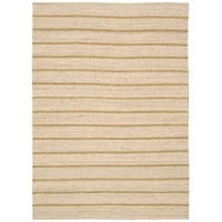 kathy ireland Jardin Wheat Area Rug by Nourison - 8' x 10'