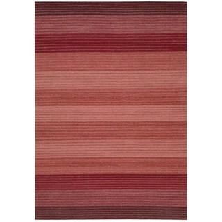 kathy ireland Griot Saffron Area Rug by Nourison (5'3 x 7'5)