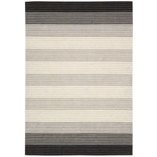 kathy ireland Griot Pepper Area Rug by Nourison (5'3 x 7'5)