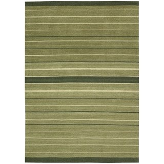 kathy ireland Griot Thyme Area Rug by Nourison (5'3 x 7'5)