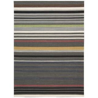 kathy ireland Griot Poppy Seed Area Rug by Nourison (2'6 x 4')