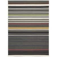 "kathy ireland Griot Poppy Seed Area Rug by Nourison (2'6 x 4') - 2'6"" x 4'"