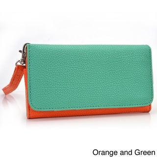 Kroo Colorful Universtal Smartphone Wallet