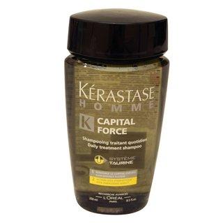 Kerastase Homme Capital Force Energising 8.5-ounce Shampoo
