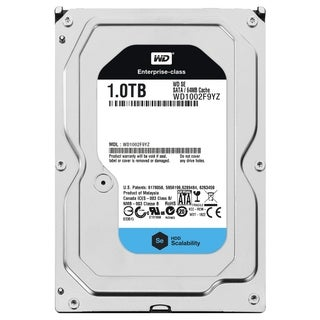 "WD Se WD1002F9YZ 1 TB 3.5"" Internal Hard Drive"