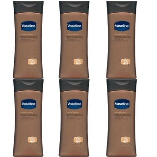 Vaseline Intensive Care Cocoa Butter 10-ounce Deep Conditioning Rich Hydrating Lotion (Pack of 6)