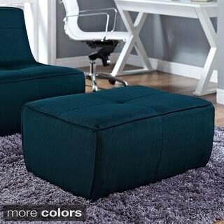Modway Align Upholstered Ottoman