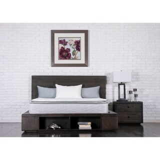 NuForm Quilted Pillow Top 11-inch Plush Foam Mattress