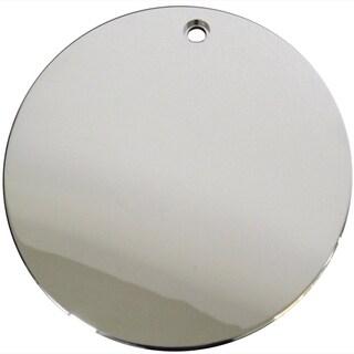 Locking 6 3/8-inch Wheel Center Cap