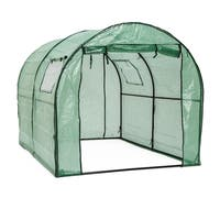 Polytunnel with Reinforced Cover