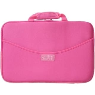 "Digital Treasures SlipIt! 07630 Carrying Case for 17"" Notebook - Pink"