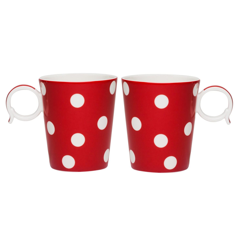 Buy Red Vanilla Mugs Online at Overstock.com | Our Best Dinnerware Deals
