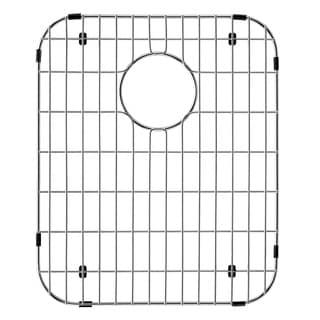 VIGO Chrome 13 5/8 x 16 1/2 inches Kitchen Sink Bottom Grid