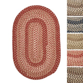 Weston Indoor/ Outdoor Braided Rug (9' x 12')