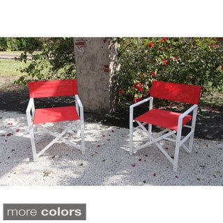 Regence Director Chairs (Set of 2)