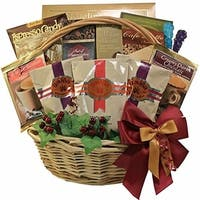 Cafe Gourmet Premium Coffee/ Snacks Gift Basket